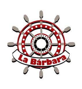 Logo La Bárbara Radio