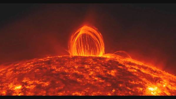 nasa-captures-images-of-a-solar-flare-and-of-coronal-rain