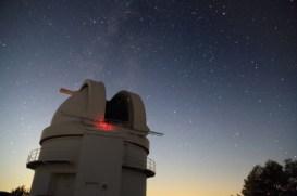 Telescopio 3.6m de Calar Alto (CARMENES)