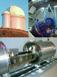 Telescopio de 3.6m de ESO (HARPS)