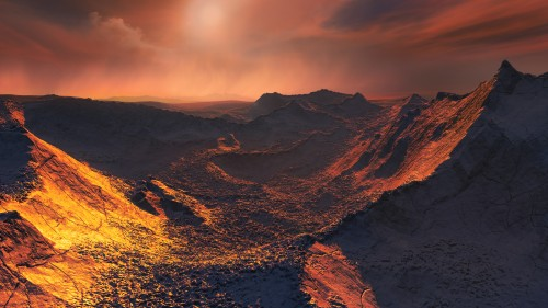 Amanecer en Barnard b