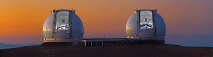 Telescopios Keck (HIRES)