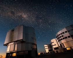 Telescopios VLT (UVES)
